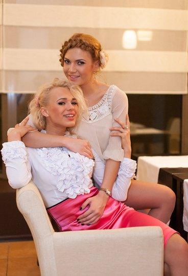 Марина и Маша из MMDANCE