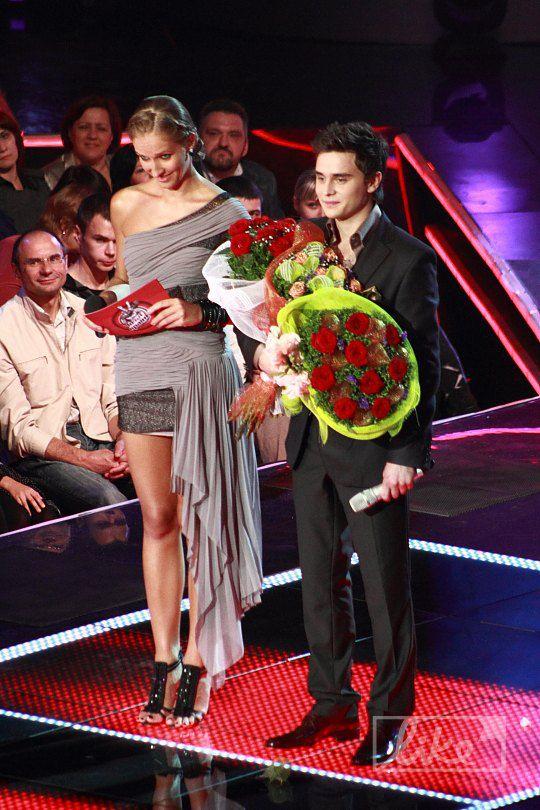 Катя Осадчая и Владислав Сытник