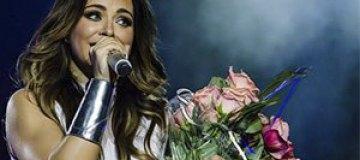 Концерт Ани Лорак в Киеве пытались сорвать