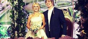 Лера Кудрявцева вышла замуж за 25-летнего хоккеиста