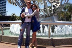 Жанна Бадоева в Лос-Анджелесе нашла замену мужу
