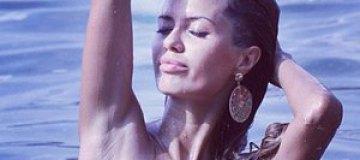 Боня показала откровенные фото с пляжа