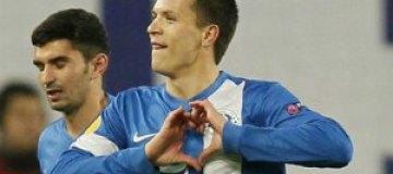 Евгений Коноплянка показал голые торсы украинской сборной