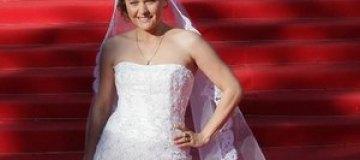 Голубкина призналась, что выдумала свою свадьбу