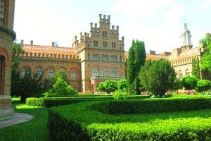 Университет в Черновцах попал в пятерку самых оригинальных вузов мира