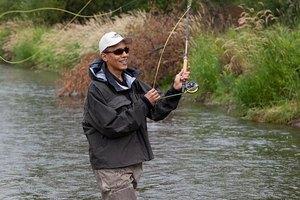 В честь Обамы назвали пресноводную рыбу
