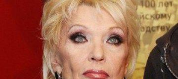 71-летняя Светличная пошла бы на пластику ради роли