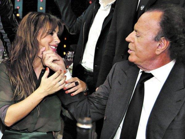 Ани Лорак и Хулио Иглесиас