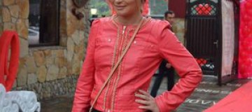Дана Борисова заехала в Киев на плов