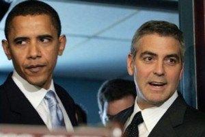 Клуни собрал для штаба Обамы $15 млн