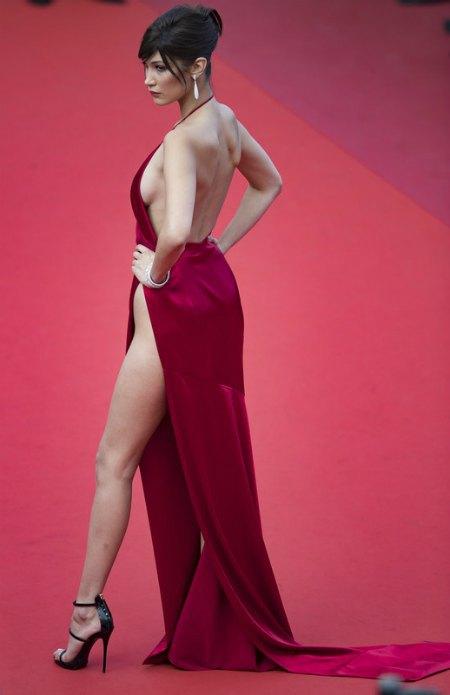 Американская модель Белла Хадид