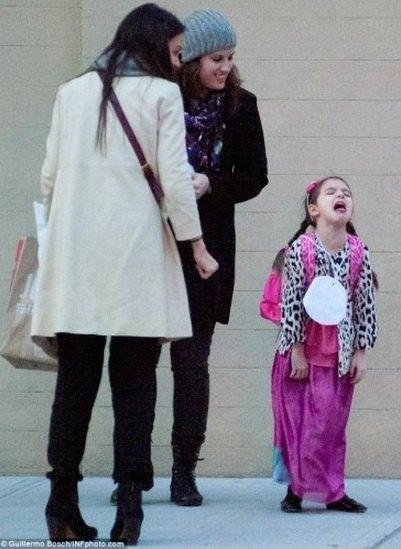 Сури Круз явно не относится к категории покладистых детей