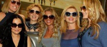 В Киеве собрали модных очкариков