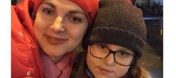 Нардеп Анна Гопко трогательно поздравила дочь с днем рождения