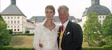 Немецкая принцесса Стефания впервые вышла замуж в 46 лет
