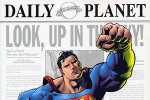 Супермен уволится с работы