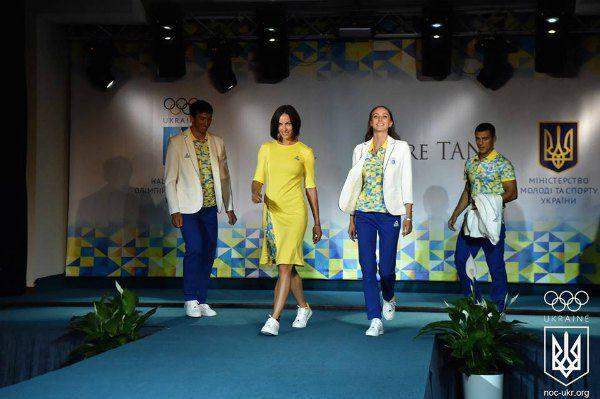 Презентация новой формы олимпийцев прошла в формате светского мероприятия