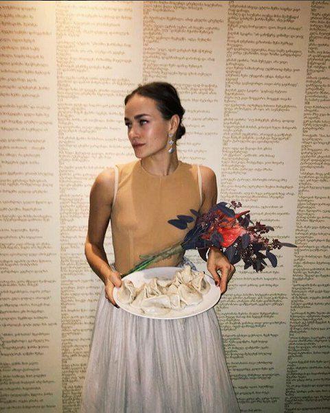 Жена футболиста Чигринского, модель Надя Шаповал отпраздновала 26-летие