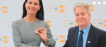 Маша Ефросинина стала послом фонда ООН