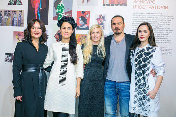 Наталья Кравец, Каша Сальцова, Ярослава Гресь, Олег Фагот Михайлюта, Юлия Санина