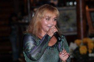 Певица Алла Кудлай попала в аварию