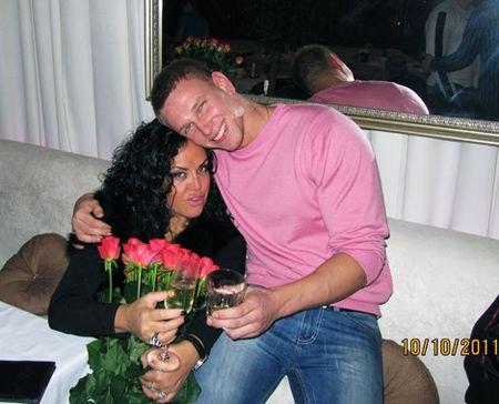 Новый любовник Оксаны Байрак станет ее мужем?