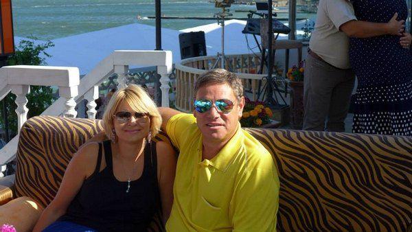 Нардеп с женой