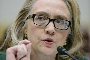 Хиллари Клинтон баллотируется в президенты