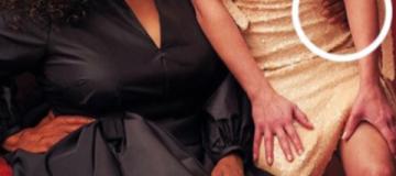 """Три ноги Уизерспун, три руки Опры - сеть высмеяла фотосессию звезд для журнала """"Vanity Fair"""""""