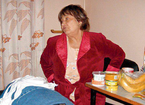 Татьяна Самойлова находится в больнице