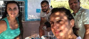 Джамала показала свою семью на отдыхе в Турции