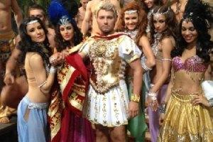 Басков стал императором