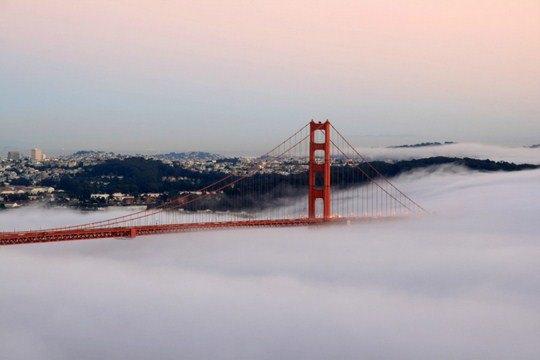 Пользователь Mbz1, «Мост Golden Gate»