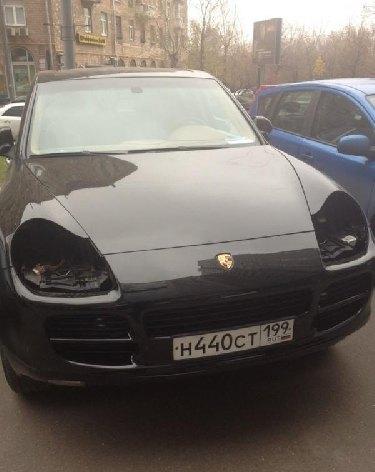 Авто Кудрявцевой пришлось несладко