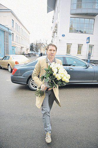 Актер Евгений Миронов