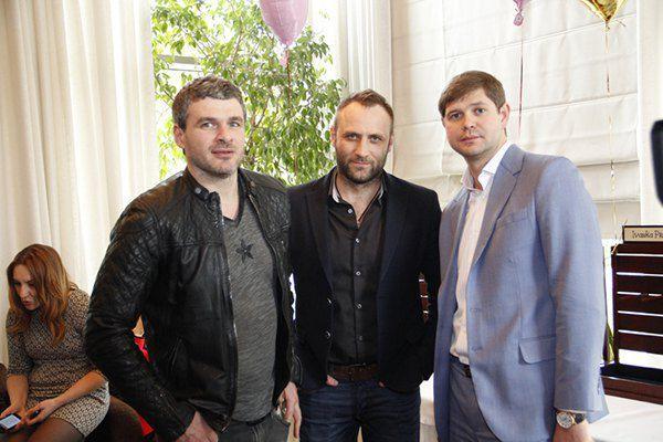 Арсен Мирзоян, муж Виктории Мартынюк Тарас