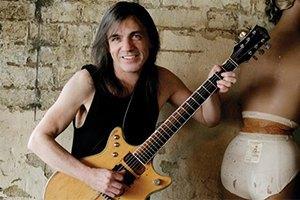 AC/DC остались без Малкольма Янга