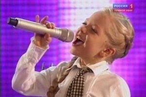 """Настя Петрик представит Украину на """"Детском Евровидении - 2012"""""""