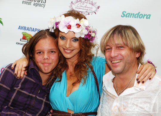 Наталья Окунская и Лери Винн