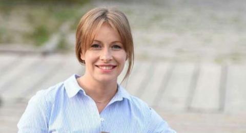 Елена Кравец впервые показала лица своих двойняшек