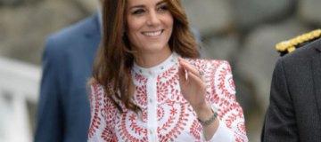 Стала известна причина, по которой Кейт Миддлтон нарушила дресс-код на премии BAFTA