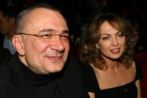 Экс-жена Меладзе против общения Брежневой с ее детьми