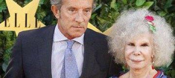 85-летняя испанская герцогиня отказалась от денег ради возлюбленного