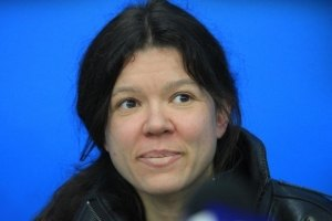Руслана приехала на допрос в ГПУ