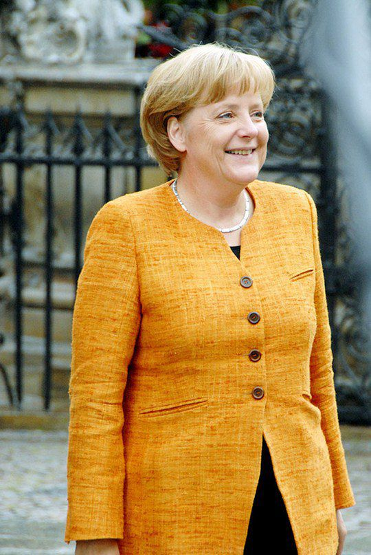 Ангелу Меркель считают безвкусной