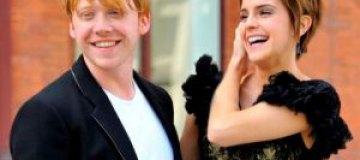 Эмма Уотсон и Руперт Гринт стали самым прибыльным дуэтом в Голливуде