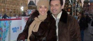 Коновалюки проводят зимние праздники в Москве