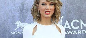 Тейлор Свифт провозгласили артисткой года