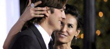 Деми Мур и Эштон Катчер обсудили условия развода