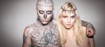 """Зомби-бой и мужчина """"среднего пола"""" в рекламе Auslander"""